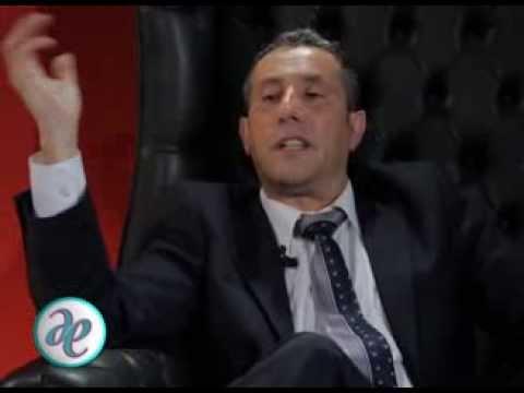ALEJANDRO GARDINETTI, HUMORISTA, DETRÁS DEL ÉXITO, PROGRAMA 29 - SOMOS PYMES