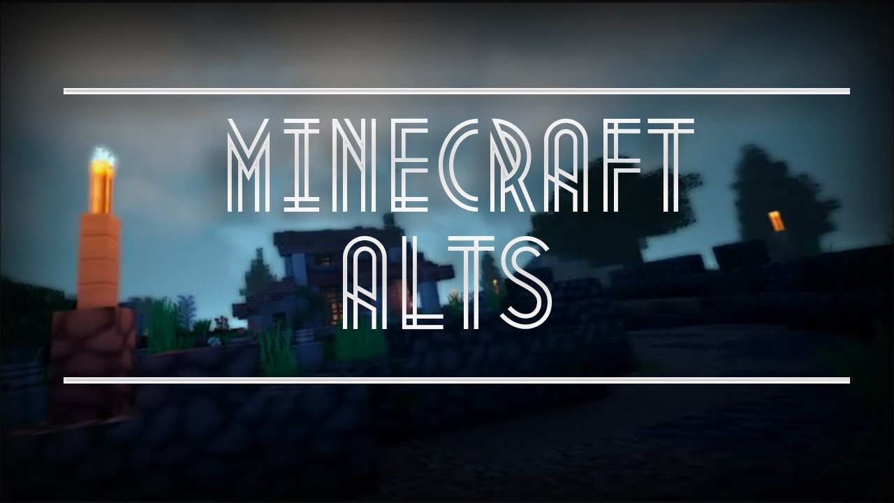 Image result for minecraft alts