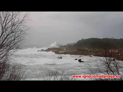 Cantabrian Sea - Swell