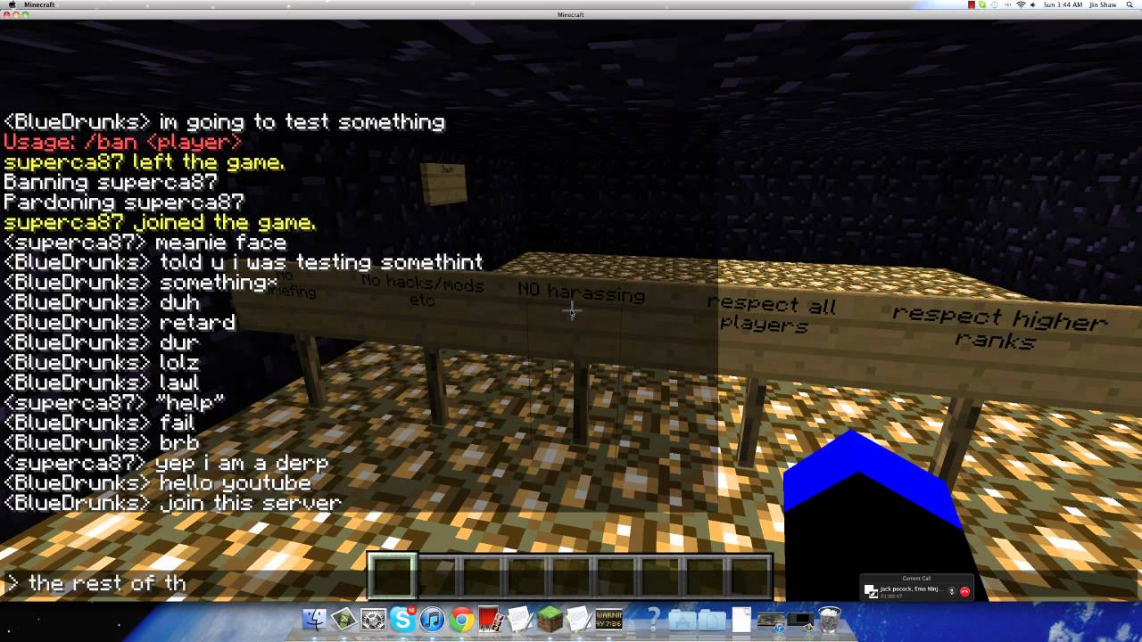 outdated server minecraft