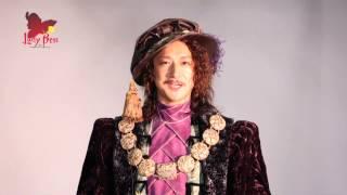 帝劇2014年4・5月公演 ミュージカル『レディ・ベス』でロジャー・アスカ...