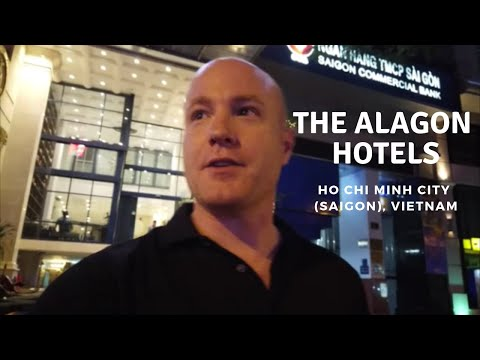 The Alagon Hotels, Ho Chi Minh City (Saigon), Vietnam