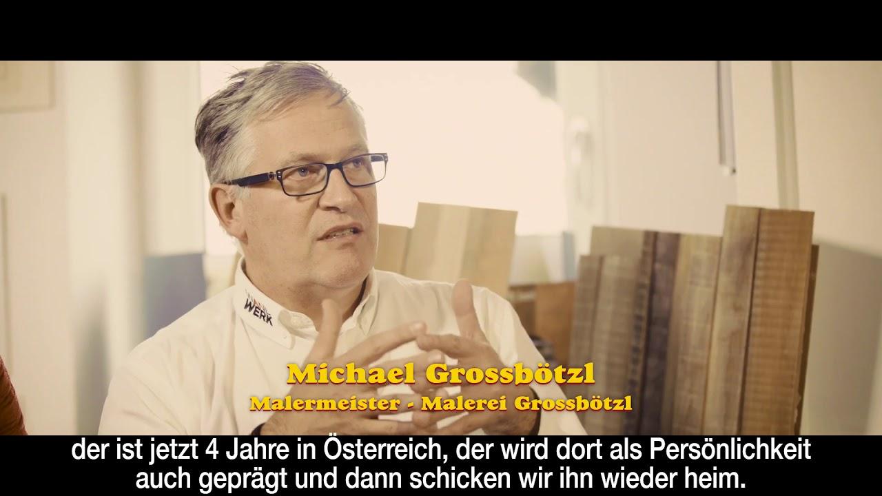 Wir brauchen unsere Lehrlinge! #Clip 3 (2) von Hilde Dalik, Michael Ostrowski, Mutterschifffilmyoutube.com