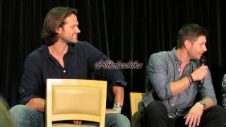 2015 Supernatural VanCon J2 Afternoon Panel