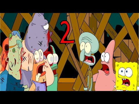 Spongebob Zombie Attack 2