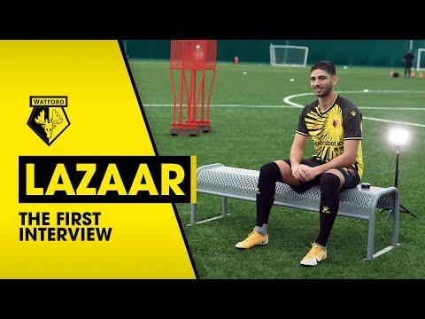 ACHRAF LAZAAR | THE FIRST INTERVIEW!