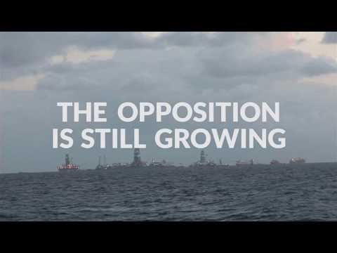 Wave of Opposition Against Offshore Oil