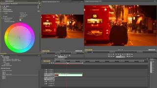 УРОК: Premiere Pro. Быстрая цветокоррекция. (3/3)