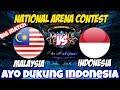 LIVE ARENA KONTES !! AYO DUKUNG TIM INDO - INDONESIA VS MALAYSIA | Mobile Legends 24 Maret 2018