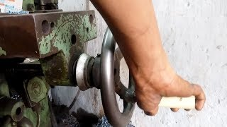 Milling machine | Process of Milling Machine | To Know Everything