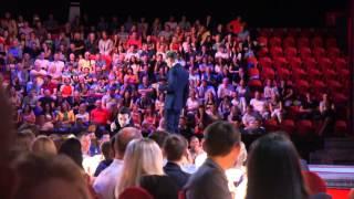Camedy clab Kazan Aqua выступление баскет холл