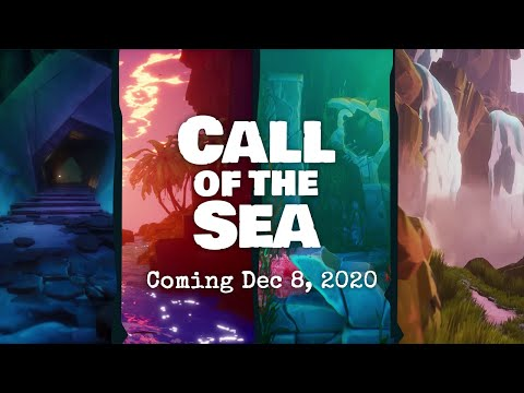 Call of the Sea – Release Date Trailer