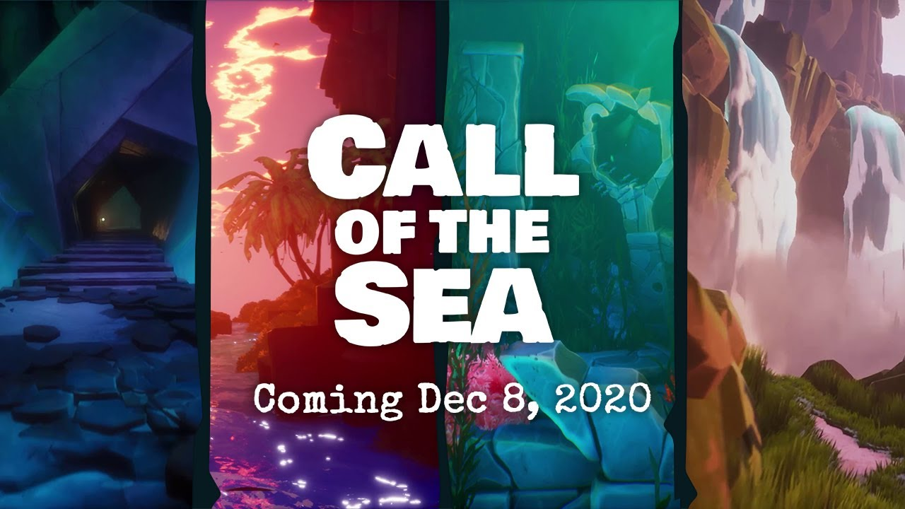 Call of the Sea - Release Date Trailer