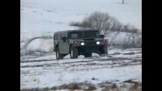 Военное дело. НТВ - Джип армии США