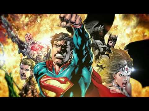 DC Films Presents : Dawn of the Justice League