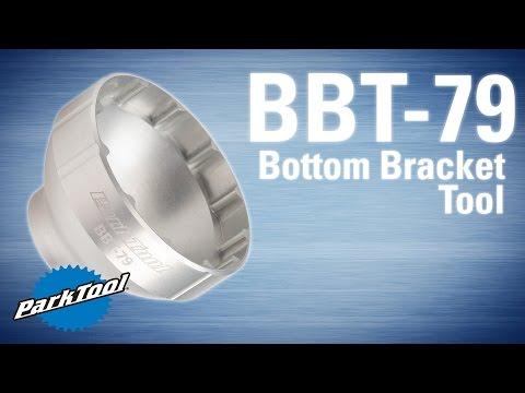 Park Tool BBT-79 Bottom Bracket Tool BB 12 Notch DUB Cinch Vuma Bike