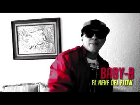 Baby B El Nene del Flow (Improvisacion ) Producciones Hutch 2013