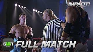 AJ Styles vs Sean Waltman: FULL MATCH (TNA No Surrender 2005) | IMPACT Wrestling Full Matches