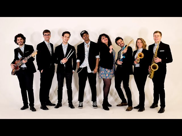 Soul in the Belfry | Soul, Funk, Disco & Pop | 8 Piece Band