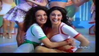 Cinzia Massimi   Luna Park 1996 1997 Bowling RaiUno Balletto (low quality)