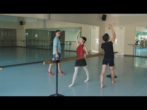 World Ballet Day Barre Exercises | 2016 | The National Ballet of Canada