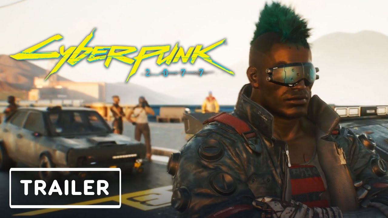 Cyberpunk 2077 - Lifepath Choices Trailer