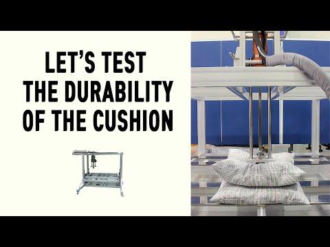 Car Seat Durability Test Machine