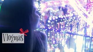 The best Christmas lights! // VLOGMAS DAY 4 | Rachael Jade