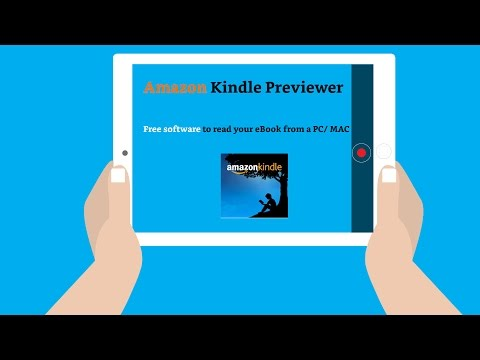 How to install and use Amazon Kindle Previewer Software