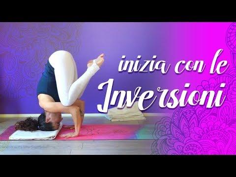 Yoga - Inversioni Per Principianti