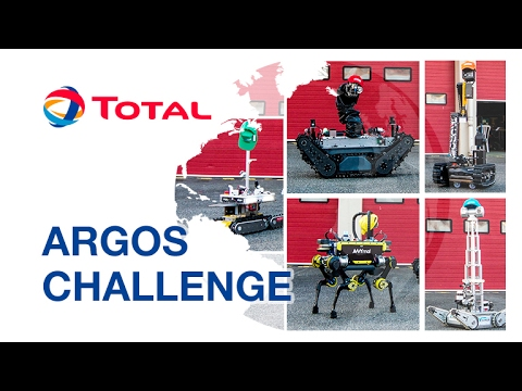 ARGOS, building robots for safety | Total