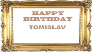 Tomislav   Birthday Postcards & Postales