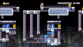 Super Mario Maker: Someone made a computer with Bob-ombs