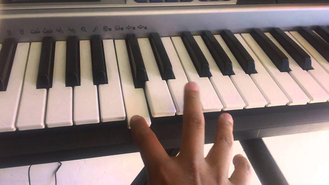 Feliz cumplea os como tacarla en el piano youtube - Cumpleanos feliz piano ...