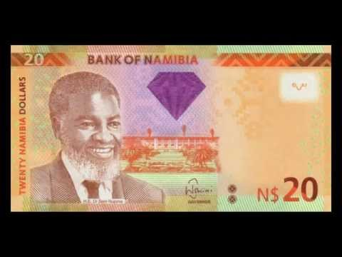 All Namibian Dollar Banknotes - 1993 To 2013 In HD