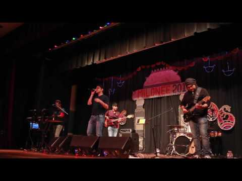 Hum chale baharon mein (Piku) - Milonee 2016 Anupam Roy and Band Live Performance