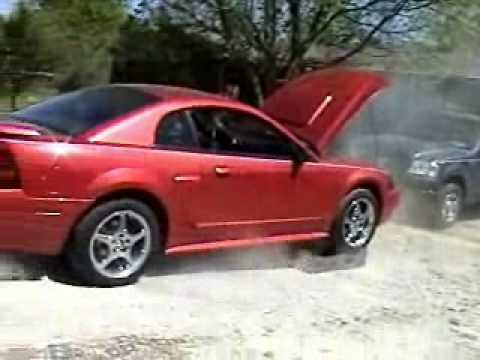 Repeat 2008 Ford Mustang GT **Rough Cold Start UP** (SherrodMustang