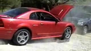 seafoaming 2001 Mustang GT