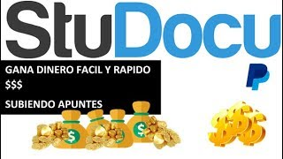 Earn Money From Studocu Site Video in MP4,HD MP4,FULL HD Mp4 Format