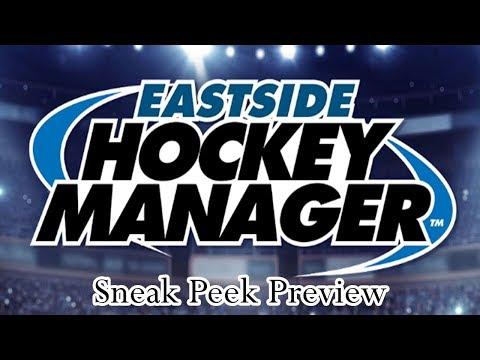 Let's Play Eastside Hockey Manager | Sneak Peek Preview