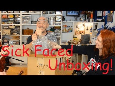 Cosplay Fun Sickfaced Unboxing!