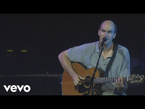James Taylor - Sweet Baby James (from Pull Over)