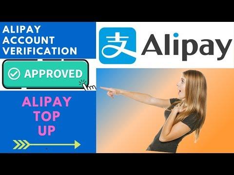 Alipay Top Up Malaysia