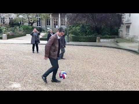 FOOT À L'ASSEMBLÉE : L'AXE INSOUMIS-UDI (Ruffin feat Zumkeller)