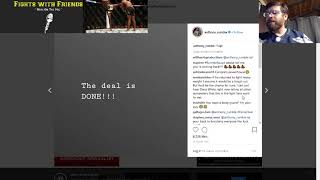 """Anthony """"Rumble"""" Johnson back? Jon Jones reformed? What is going on and why is it on Instagram?"""
