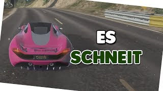 ES SCHNEIT 🍟 Parkour + Download 🍟 GTA V Custom Map #522