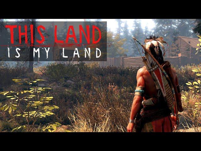 Das sind zu viele! o.O 🦅 This Land Is My Land #24 🦅 [Lets Play Deutsch]