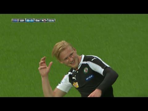 Höjdpunkter: Örebro kör över Gefle med 4-0 - TV4 Sport