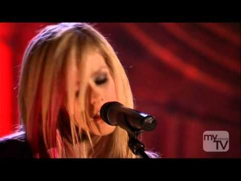 Avril Lavigne - Don't Tell Me [Live in Roxy Theatre - Acoustic]