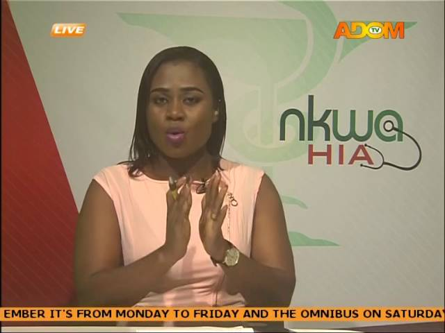 Spinal Cord - Nkwa Hia on Adom TV(15-8-16)